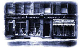Scattergood & Johnson - Over a century of serving the Leeds electrical industry